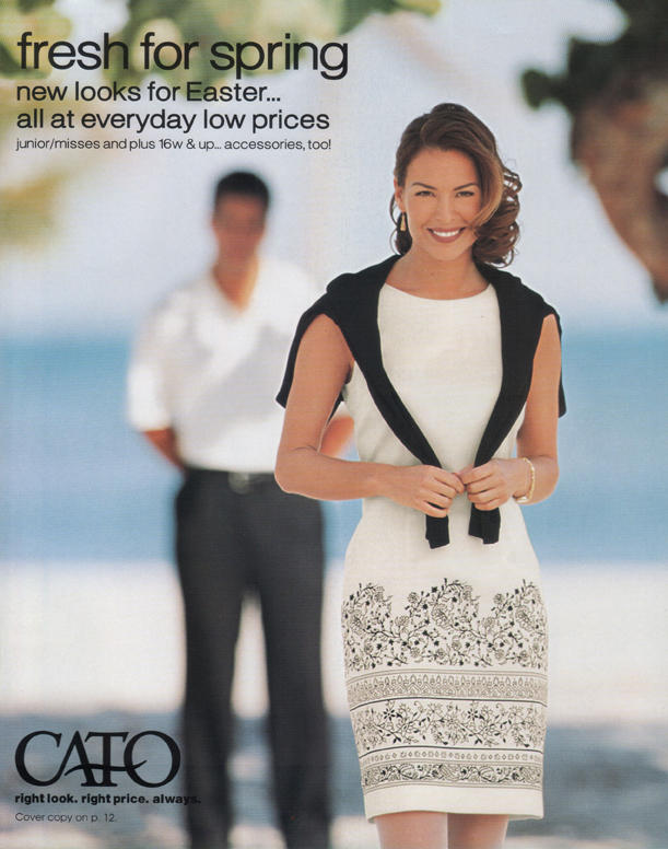 CATO Spring mailer